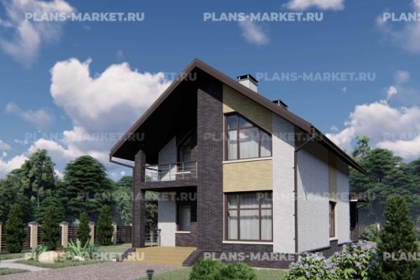 Проекты домов 10 x 12 метров