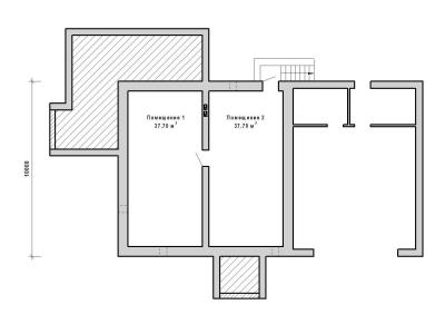 Готовый проект загородного дома К-201